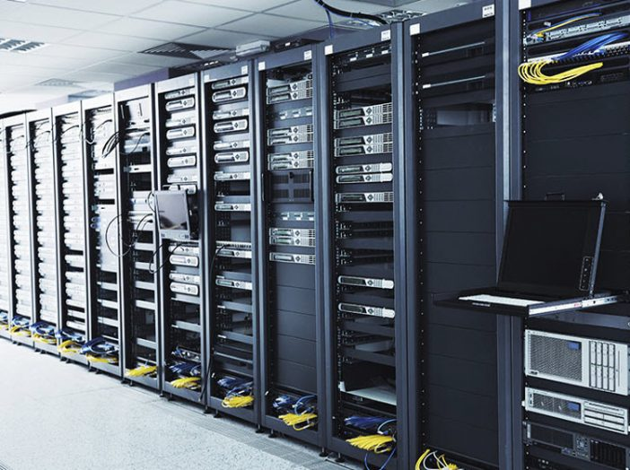DataCenter-Infrastructure_Network-Server-Room1