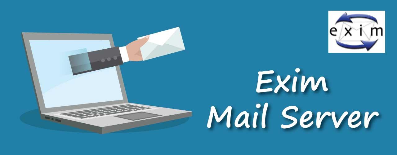 EXIM SMTP EMail Server